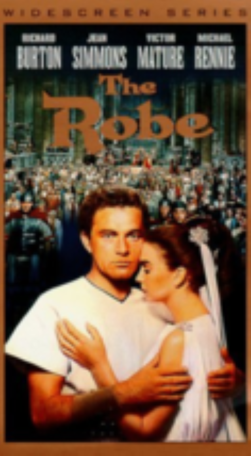 The Robe Vhs