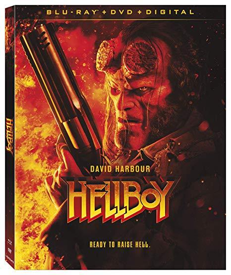 Hellboy 2019 (Blu-ray + DVD + Digital)