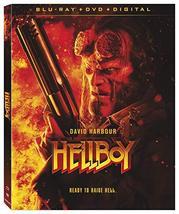 Hellboy 2019 (Blu-ray + DVD + Digital)