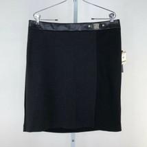 Women's Anne Klein Essential Black Skirt, Size 12 - $27.99