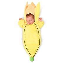 Go Bananas Infant Costume Bunting 0-6 Months - $9.89