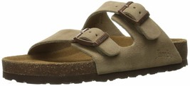Jambu Women's Woodstock Slide Sandal 9.5 Light Taupe - $88.10