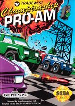 Championship Pro Am Sega Genesis Video Game - $6.97