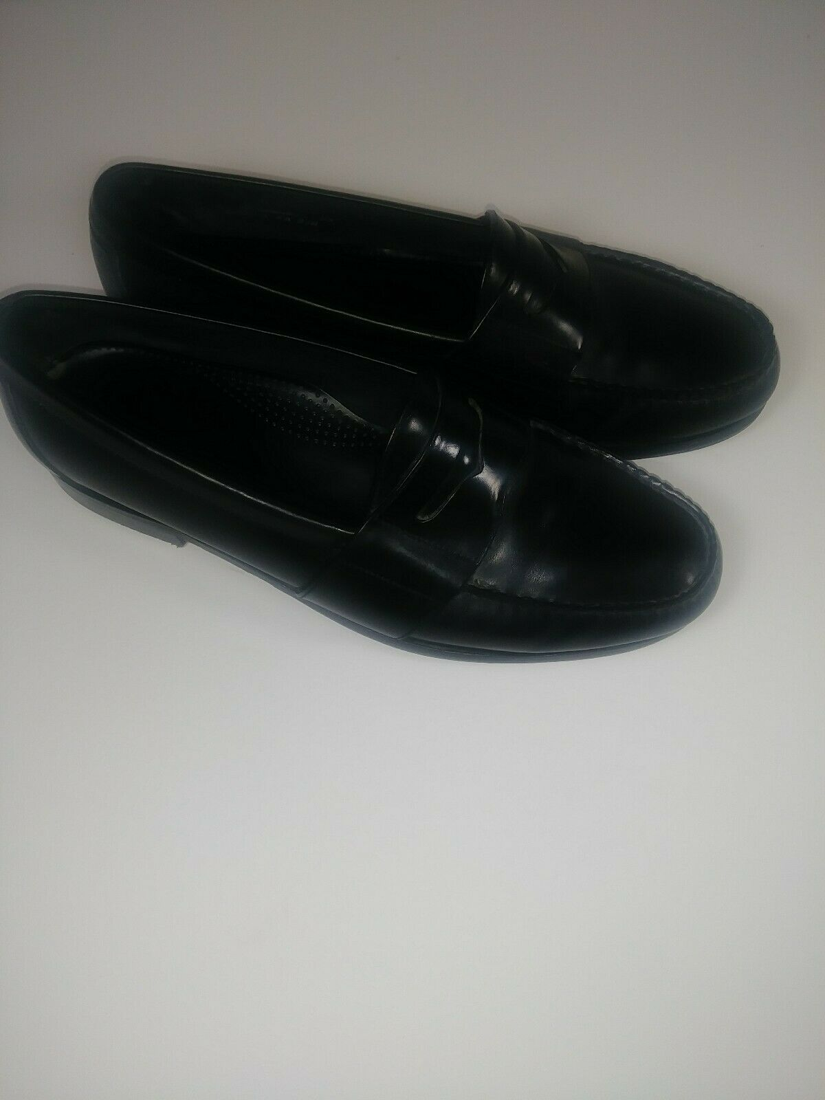 Mens Cole Haan Pinch Penny Dress Shoes Loafers Size 12 MSRP $200 image 2