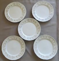 Sheffield Fine China Classic 501 Dinner Plates (5) - $5.00