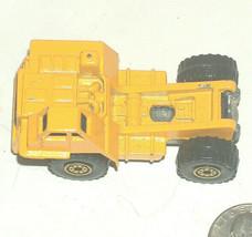 1979 Hot Wheels Yellow Caterpillar 1/64 Construction Fifth Wheel Malaysi... - $7.43