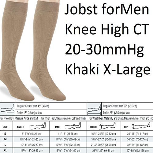 d68663aa7ee Jobst For Men Firm Support Over-the-Calf and 32 similar items