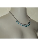 Rosette Chainmaille Necklace - $45.00