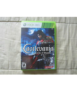 Castlevania Lords of Shadow Xbox 360 COMPLETE TESTED - $10.92