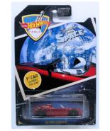 Hot Wheels 2019 Greetings From Space '08 Tesla Roadster, Maroon - $17.99