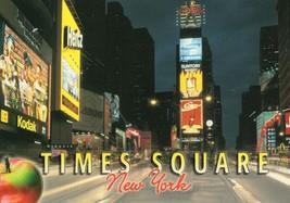 Kodak Camera Illuminated Sign at Times Square Postcard - $8.99