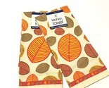 Falling Leaves Kitchen Towel Set