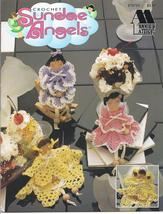 Sundae Angels~Annie's Crochet Patterns~OOP - $10.99