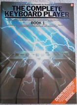 The Complete Keyboard Player, Book 1...Author: Kenneth Baker (used paper... - $12.00