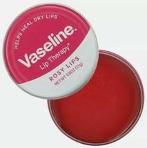 Vaseline Lip Therapy Lip Balm Tin, Rosy Lips, 0.6 oz - $7.95