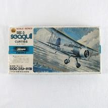 Hasegawa Curtis SOG-3 Seagull US Navy Plane 1:72 Model Airplane Kit Sealed - $24.99