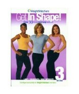 Weight Watchers EXERCISE 3 VHS Set Get Started ... - $7.50