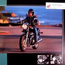 2002 Honda Nighthawk 750 250 Motorcycle Brochure  Xlnt - $12.49