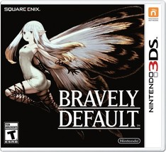 Bravely Default - Nintendo 3DS [video game] - $37.95