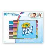 Crayola : Color Wonder 10 Classic Markers - $12.73