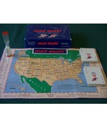 Mad Dash! 3 minutes across America card game. VGC - $7.25