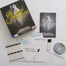 The Newlywed Game Deluxe Edition With DVD Endless Games 2009 - $22.76
