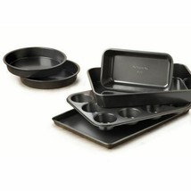 6 Piece Oven Safe Bakeware with Durable Nonstick Coating BRAND NEW - $54.10