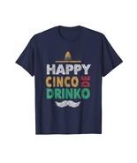 Funny Shirts - Funny Drinking Tequila Shirt Men Women Cinco De Drinko Gi... - $19.95+