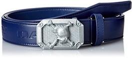 OAKLEY SKULL EMB BELT Blue Free Size New Model - $151.06