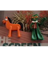 Vintage Gumby and Pokey Magnets - $5.99