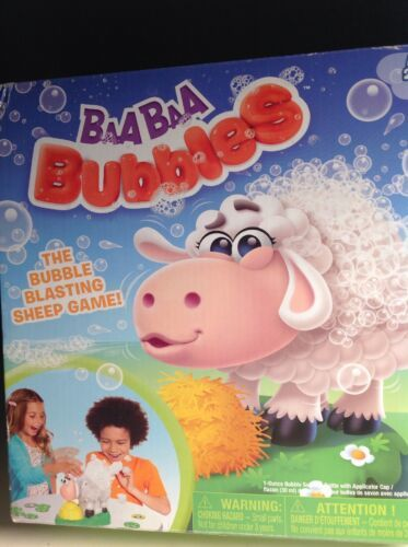 Primary image for Spin Master BaaBaa Bubbles Sheep Game