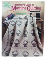 Beginner's Guide to Machine Quilting Judi Tyrrell Quilt Patterns - $3.00