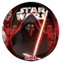 Star Wars The Force Awakens Orbz XL Balloon - $5.88