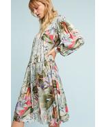 NWT $228 ANTHROPOLOGIE PARADISO SWING DRESS by GEISHA DESIGNS S - $132.99