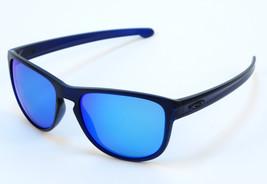 Oakley Sliver R OO9342-09 Sunglasses - Matte Trans Blue/Sapphire Iridium - $95.96