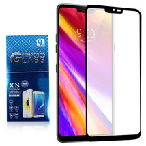 For LG G7 ThinQ Phone Case Cover Tempered Glass Screen Protector - $5.88+
