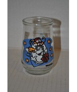 1996 Welches Jelly Jar Glass Cat in the Hat Norval and Friend - $5.89