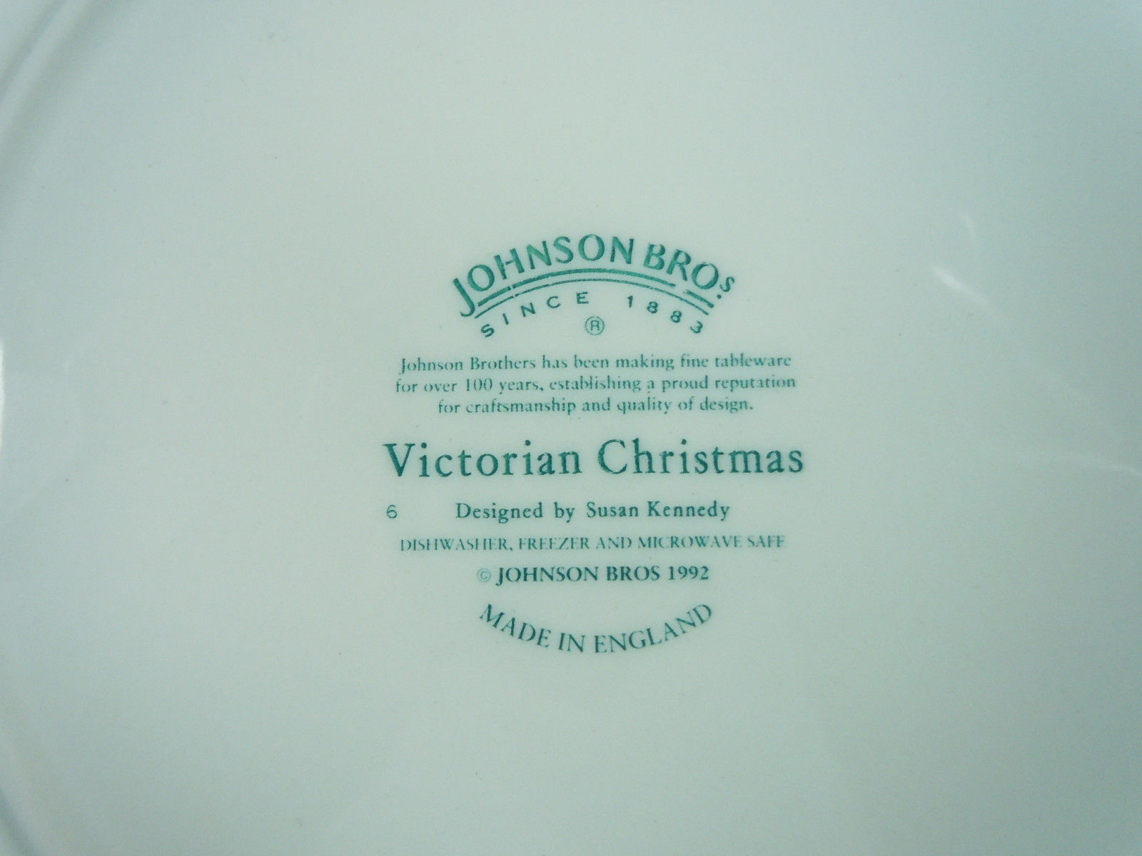 Johnson Brothers Victorian Christmas Dinner and similar items