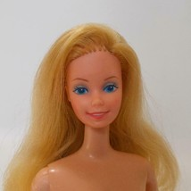 Angel Face Vintage Barbie Doll Two Toned Blonde Hair 1982 - $24.74
