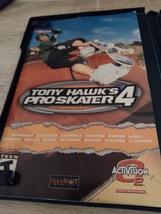 Sony PS2 Tony Hawk's Pro skater 4 image 2