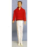 Ken Doll - Painted Hair - vintage - Mattel - $125.00