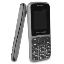 Maxwest UNO M2 1.8 Unlocked Quad Band GSM Dual-SIM Camera Cell Phone w/F... - $36.37