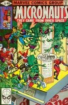 Micronauts #20 Ant-Man [Comic] Marvel - $6.00