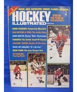 Hockey Illustrated Magazine Vintage Collector Howe Orr Espositos Unger R... - $14.99