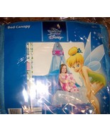 Tinker Bell Bed Canopy Blue NEW - $15.00