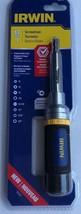 IRWIN Tools 8-in-1 Ratcheting Screwdriver Set Hand Tool - $23.85