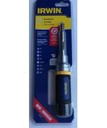 IRWIN Tools 8-in-1 Ratcheting Screwdriver Set Hand Tool - $31.07