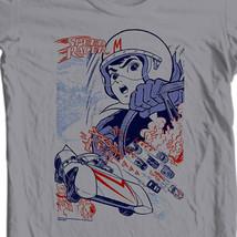Speed Racer T-shirt retro 1970s Saturday Morning cartoon anime cotton tee SPD140 image 2