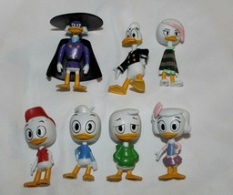 Nouveau Disney Ducktales Mini Figurines You Pick Darkwing Canard Webby Huey - $5.99
