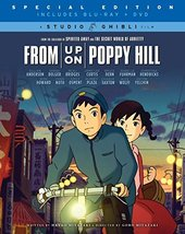 From Up on Poppy Hill [Blu-ray+DVD] (2001) New